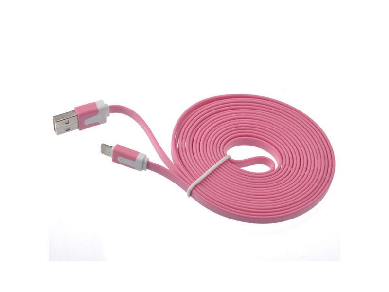 ■iPhone5用■3充電ケーブル■データ転送■iPhone5■ピンク